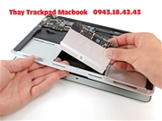 Thay Trackpad Macbook