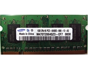 Ram Samsung 1GB / DDR2 / Laptop