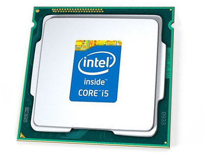 Cpu laptop intel core i5 2400 3.1GHz