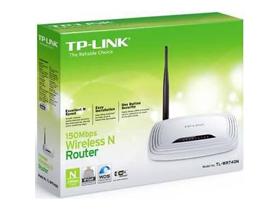 TP-Link TL-WR740N Wireless- 150Mbps